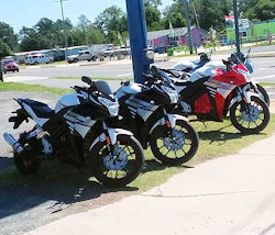 Scooter Rentals On Chincoteague Island