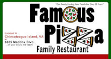 Famous Pizza Family Restaurant