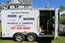 William Kambarn Power Washing