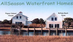All Season Waterfront Homes
