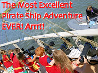 Pirate Ship Adventures banner