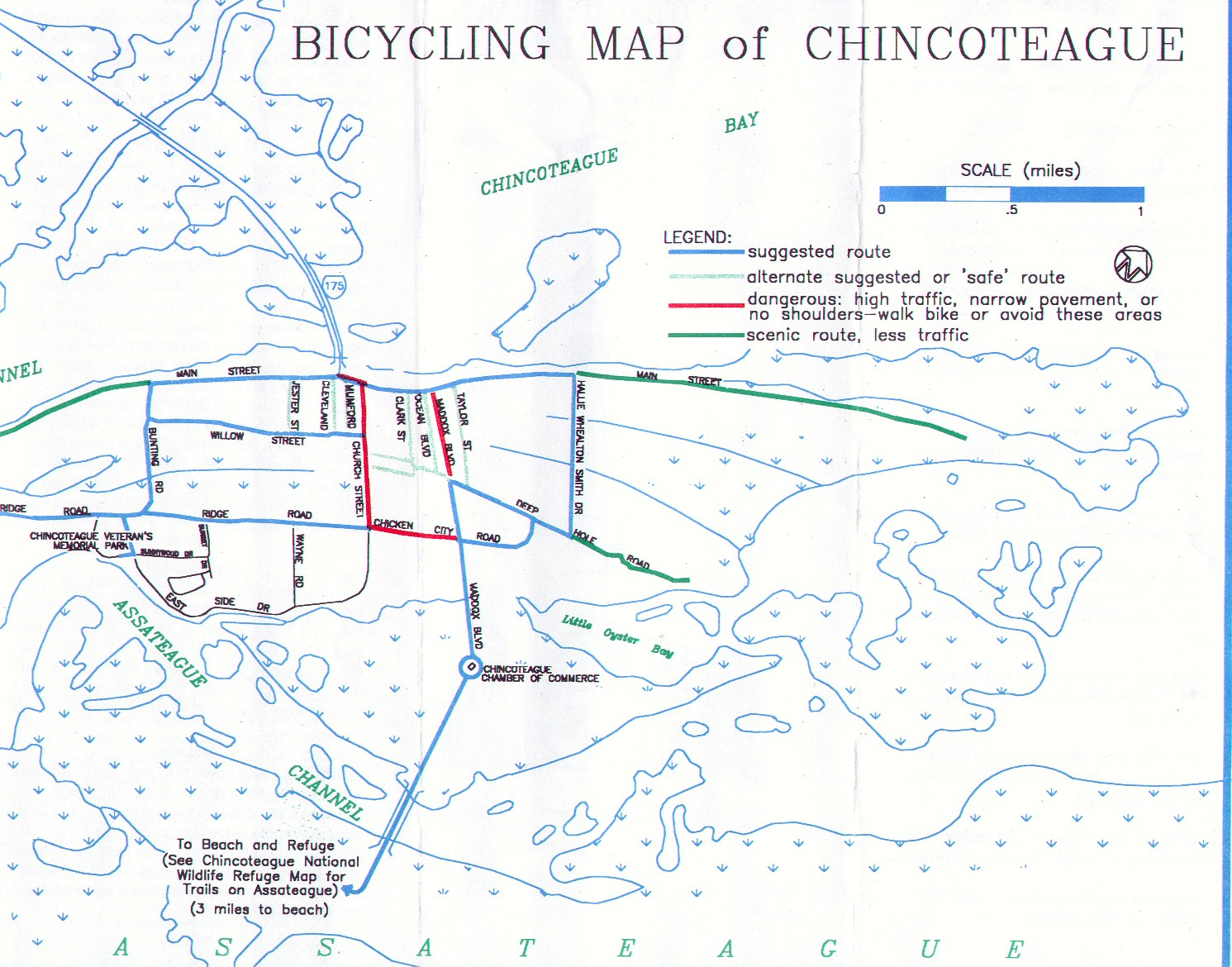 Chincoteague Island Resources