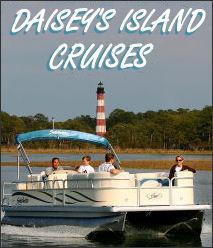 Daiseys Cruises Banner