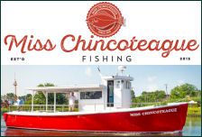 miss chincoteague fishing banner ad