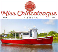 miss chincoteague fishing