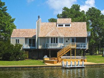 Cabin Rentals Chincoteague Island Virginia