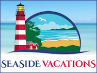 seaside vacations banner