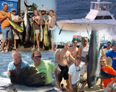 reel time charters banner ad