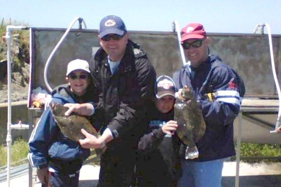 Islander charters for Chincoteague fishing charters