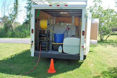 William Kambarn Power Washing
